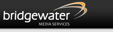 Bridgewater Media Services Web Design